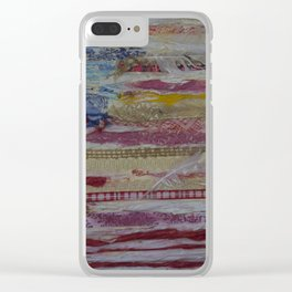 A Nation's Hope Clear iPhone Case
