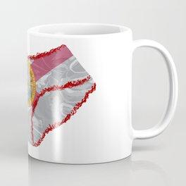 Florida Flag Knickers Coffee Mug