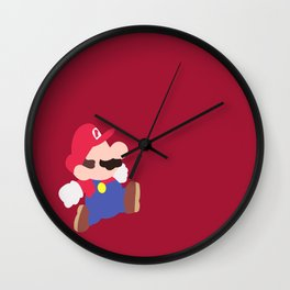 Mario Party (Mario) Wall Clock