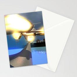Fly: Shiny Predators Stationery Cards