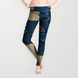 Lilly pad Leggings