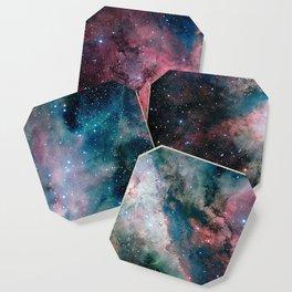 Carina Nebula - The Spectacular Star-forming Coaster