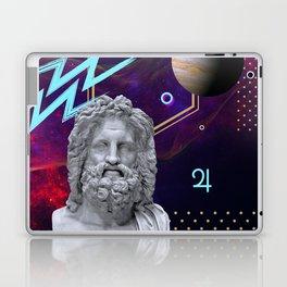 Ancient Gods and Planets: Jupiter Laptop & iPad Skin