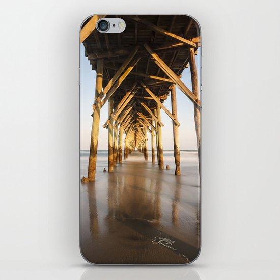 Pier III iPhone & iPod Skin