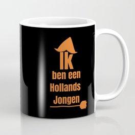 Ik ben een Hollands Jongen - I Am A Dutch Boy Coffee Mug