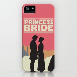 The Princess Bride iPhone Case