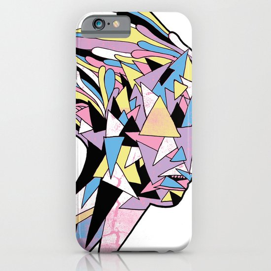 She Moves In Mysterious Ways iPhone & iPod Case