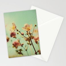 ttv Japanese Anemones  Stationery Cards