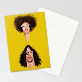 celebrities fan art Stationery Cards