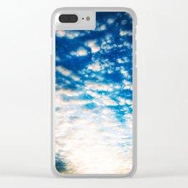 Clear Horizons Clear iPhone Case