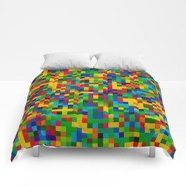 pixelpastel Comforters