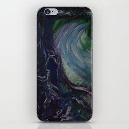 be like water  iPhone Skin