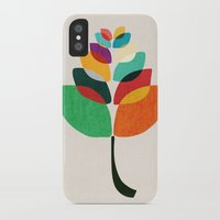 lotus iPhone & iPod Cases featuring Lotus flower by Picomodi