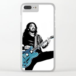 Dave Clear iPhone Case