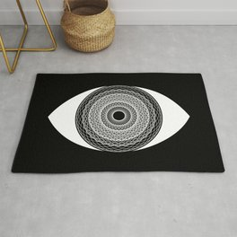 Stare Into The Abyss Rug