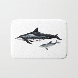 Rough-toothed dolphin (Steno bredanensis) Bath Mat
