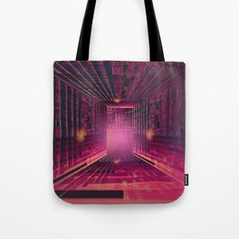 Enjoy the Labyrinth the Exit is an Illusion / 16-01-17 Tote Bag