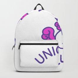 unicorn unicorns unicorn squad uni Backpack