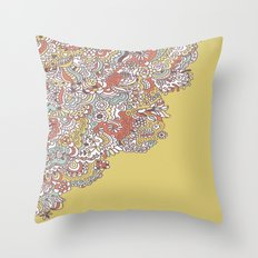 Flower Medley #1 Throw Pillow