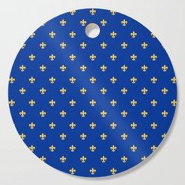 Royal Blue Cutting Board
