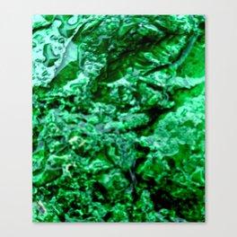Wet Kryptonite Canvas Print