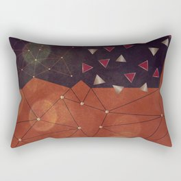 Magic Night Rectangular Pillow