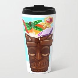 Crash Cup Metal Travel Mug
