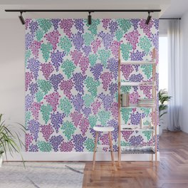Fruit of the Day: Grape Wall Mural