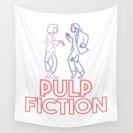 Pulp Fiction - Dance Wall Tapestry