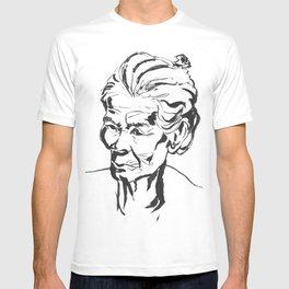Old women T-shirt