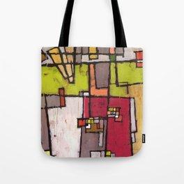 Noisy Neighborhood Tote Bag