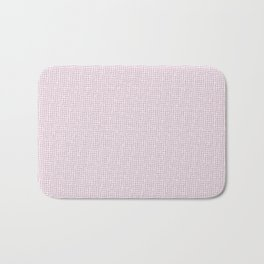 Crosshair (Red and Blue) Bath Mat