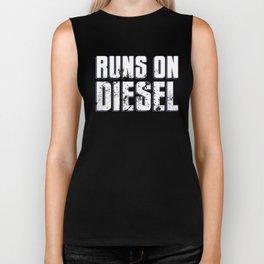 Runs on Diesel Trucks 4X4 Engines Powerful Fuel Biker Tank