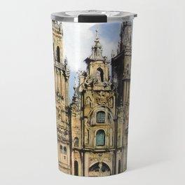 Catedral de Santiago de Compostela/Santiago de Compostela Cathedral Travel Mug