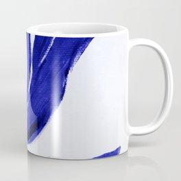 Coral navy pink Coffee Mug