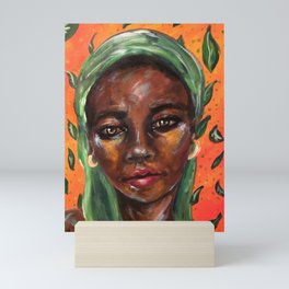 Zoya Mini Art Print