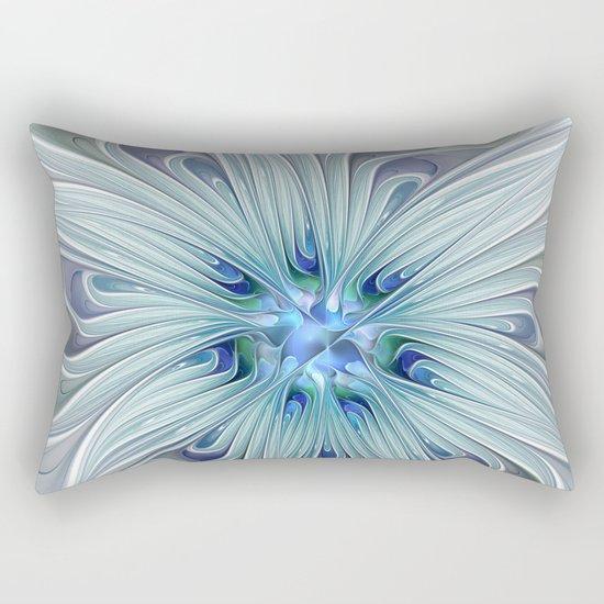 Another Floral Beauty Rectangular Pillow