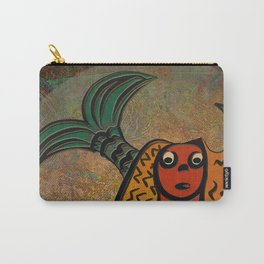 Mythical Mermaid / Icon Carry-All Pouch