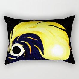 Temporary Balance Rectangular Pillow