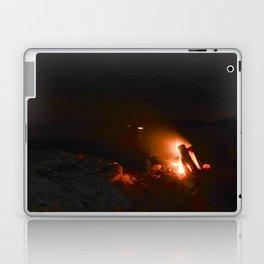 Campfire. Laptop & iPad Skin