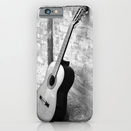Gitarre iPhone Case