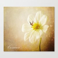 cosmos Canvas Prints featuring Cosmos by Fine Art by Rina
