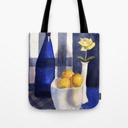 Still Life with Lemons Tote Bag