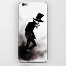 A Wisp of Smoke iPhone Skin