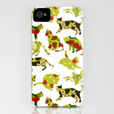 Kitchen Cats iPhone (4, 4s) Slim Case