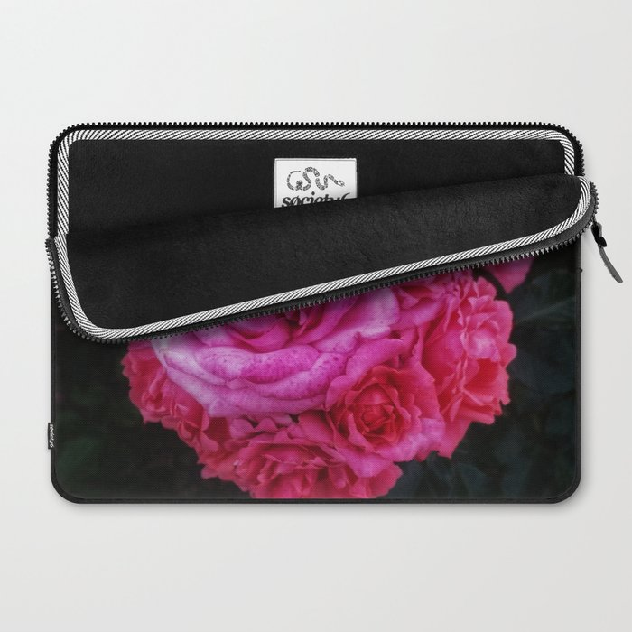 Bunches of Roses (Close Up) Laptop Sleeve