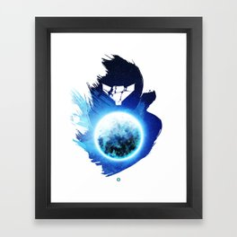 Metroid Prime 3: Corruption Framed Art Print