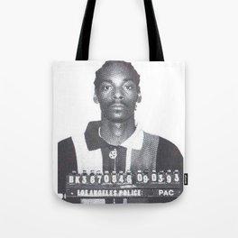 Snoop Dogg Mugshot Tote Bag