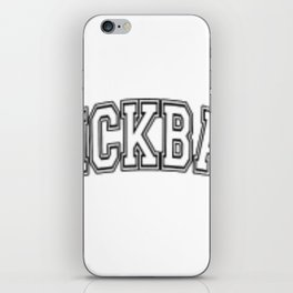 Clickbait Merchandise by David Dobrik iPhone Skin