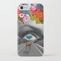 trip iPhone & iPod Cases featuring Trip by Pame Pinto Rojas